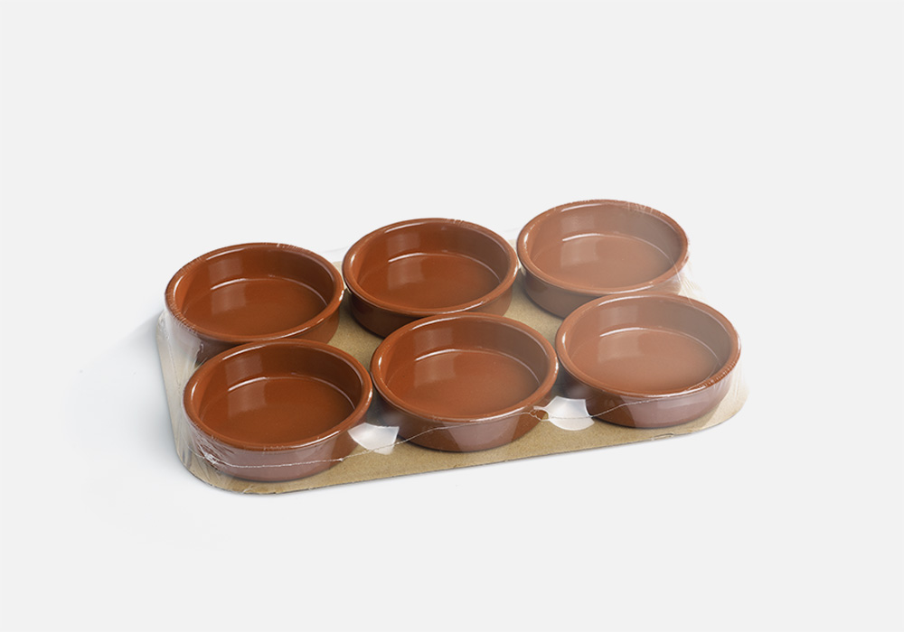 REGAS CERAMICS Casserole Sets Packs Ref. 148-6